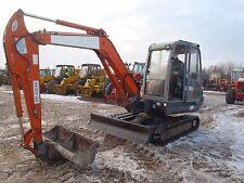 Hitachi Z Axis 30/35/40/50 Mini Digger Workshop Manual
