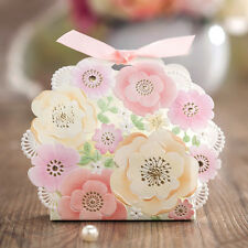 luxury spring flower  Favour boxes x10