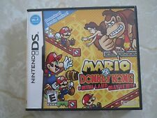 Mario vs. Donkey Kong Mini-Land Mayhem Nintendo DS  Game EUC 2010