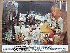 NINA VAN PALLANDT LOBBY CARD LE PRIVE ROBERT ALTMAN