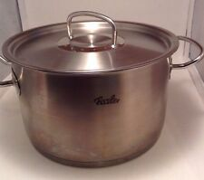 FISSLER Original Pro Collection 6.7 quart 9.5 in 18-10 Stainless 24 CM Stew Pot