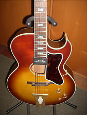 Mann Collectors' Archtop Jazz Guitar - Beautiful Sound!!!
