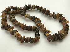 NATURAL BALTIC AMBER HEALING LADIES NECKLACE 14gr. #9