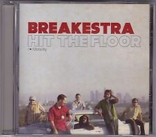 Breakestra - Hit The Floor - CD (Ubiquity URCD178)