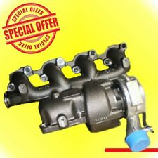 Turbocharger Ford Transit 2.4 137 BHP 4C1Q6K682BE ; 49377-00510 ; 49377-00500