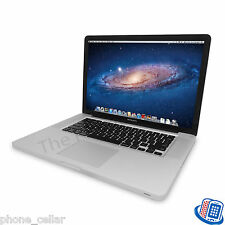 "Apple MacBook Pro 17"" Intel Core 2 Duo 2.8GHz 4GB RAM 500GB HDD MC226LL/A 2009"