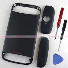 New OEM Housing Metal Frame Back Cover for HTC One S Z520e Ville Z560e Black