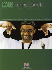 The Kenny Garrett Collection Learn to Play Alto Saxophone Sax Sheet Music Book
