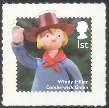 GB 2014 Windy Miller/Camberwick Green/Children's TV/Television/Puppets 1v b7387d