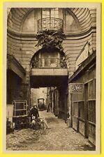 cpa 75 - PARIS Cour du DRAGON 50 rue de RENNES St Germain des Prés