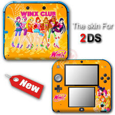 Winx Club Cute Fairy NEW SKIN VINYL STICKER DECAL COVER #1 for Nintendo 2DS