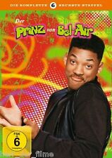 DER PRINZ VON BEL-AIR, Staffel 6 (Will Smith) 3 DVDs NEU+OVP