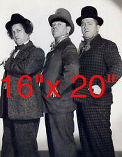 "Three Stooges~Personality Poster~Photo~Poster~ 16"" x  20"""