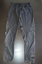 NIKE NSW MADE IN ITALY WOMEN'S TRACK PANTS BLACK 549935 010 LARGE