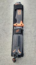 Bear Grylls Ultimate Hunting Survival Knife with Fire Starter & Sheath FREE SHIP
