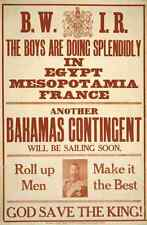 A4 Photo Poster WW1 The boys are doing splendidly in Egypt Mesopotamia France 19
