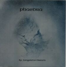 TANGERINE DREAM Phaedra 1980s UK vinyl LP EXCELLENT CONDITION