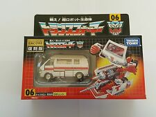 Transformers encore 6 racthet avec best toys head kit