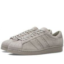 Adidas Consortium Superstar 80v Metropolis New Sz 9.5 Moonrock Grey #26 S76645