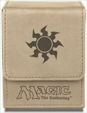 Ultra Pro Magic the Gathering - Flip Mana Deck Box - White Plains
