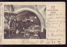 CPA  --  GRUSS KAISER KELLER  BERLIN  1925  579A