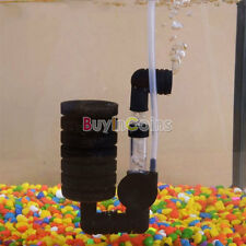 Hotsale Aquarium Tank Biochemical Air Sponge Filter Fry Oxygen Shrimp Breeding R