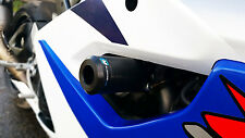 Frame Sliders pour SUZUKI GSXR 1000 K7 K8  2007 2008 Mushrooms / Bobbins