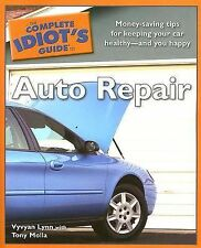 The Complete Idiot's Guide to Auto Repair Complete Idiot's Guides Lifestyle Pa