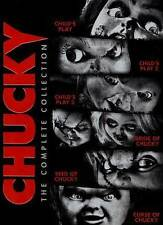 Chucky: The Complete Collection New DVD