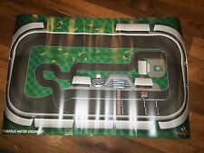 GREENLIGHT 1/64 INDIANAPOLIS MOTOR SPEEDWAY KIDS OVAL RACE TRACK 24 X 36 NASCAR
