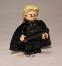 Lego Lucius Malfoy from sets 10217, 4736 + 4867 Hogwarts Death Eater NEW hp104