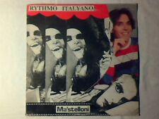 MA'STELLONI Rhythmo italyano lp LEOPOLDO MASTELLONI IVAN CATTANEO RARISSIMO RARE