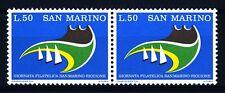 SAN MARINO - 1974 - 26° Giornata Filatelica S. Marino-Riccione