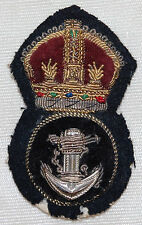 KC Royal Canadian Navy PETTY OFFICER'S 1st Class Rank Badge (Padded)