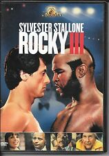 DVD ZONE 2--ROCKY III--STALLONE/MEREDITH/SHIRE/MISTER T/WEATHERS