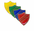 Prefect Shield School Enamel Badges FREE UK Delivery