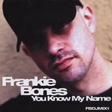 FRANKIE BONES = you know my name = Funky Tech House Grooves !!!