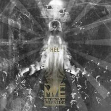 Melencolia Estatica - Hel CD 2012 digi black metal Italy