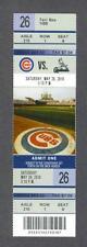 Adam Ottavino first major league game unused ticket Cubs vs Cards 2010