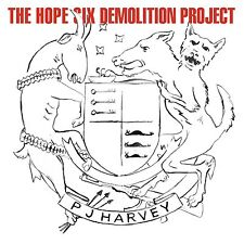 PJ HARVEY THE HOPE SIX DEMOLITION PROJECT CD - NEW RELEASE APRIL 2016
