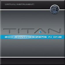 Best Service Titan - 200 Synths Virtual Instrument
