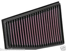 KN AIR FILTER (33-3031, 33-3032) FOR AUDI RS4 4.2 2012 - 2015