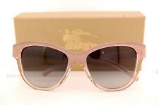 Brand New Burberry Sunglasses BE 4206 3560/8G Pink/Gradient Grey For Women
