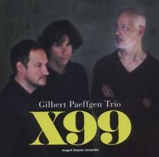 Gilbert Paeffgen Trio - X99