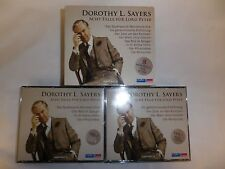 DOROTHY L. SAYER ~Acht Fälle für Lord Peter AUDIO BOOK  8-CD FST FREE S&H JJ