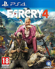 Far Cry 4 - Sony PlayStation 4 PS4 - Brand New Sealed