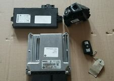 BMW X5 X6 E70 E71 ECU CAS KEY SET 7809955 2008  3.0D 3.5D