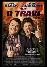 THE D TRAIN MANIFESTO JACK BLACK JAMES MARSDEN KATHRYN HANH JEFFREY TAMBOR