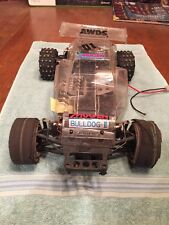 Mugen Bulldog II RC AWDS Vintage 4WD 4WS buggy For Parts