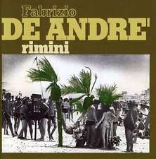 Rimini 24 Bit - Fabrizio De Andre' CD RICORDI VIDEO